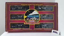 MTH ELECTRIC TRAINS NORFOLK & WESTERN 6 CAR SET 20-97061 -- USED
