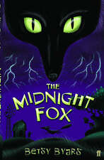 The Midnight Fox (Faber Childrens Classics), By Betsy Byars,in Used but Acceptab