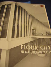 Flour City Metal Curtain Walls 1965 catalog Asbestos Hupp Corp.