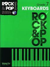 Rock & Pop Exams Keyboard Grade 7 TCL010391