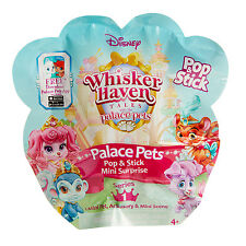 Whisker Haven Tales con The Palace Pets Pop Palo Y Bolsa Ciega Serie 1 * Nuevo *