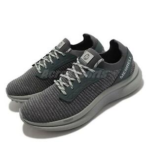 Merrell Recupe Lace Grey White Men Casual Running Shoes Sneakers J066311