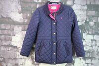 Kids Joules Blue Jacket size 11-12Y No.P372 16/12