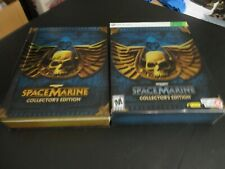Space Marine Collectors Edition Used