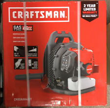BRAND NEW Craftsman CMXGAAH46BT 46cc 2-Cycle Gas Backpack Blower