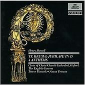 Purcell: Te Deum & Jubilate in D / 4 Anthems, , Very Good