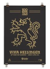 Grinta Cycling 2 Poster Set 2016 Tour Flanders Ronde Van Vlaanderen Peter Sagan