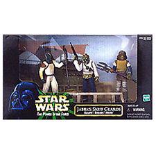 STAR Wars restituisce il Jedi Jabbas guardie TOY ACTION FIGURE 3 Pack * BEL Set *