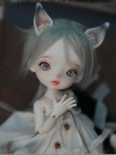 [STOCK]Milky Tea nude+ears doll 1/6 BABY DollZone 30cm girl doll BJD Yo-sd size
