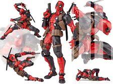 Kaiyodo Revoltech Yamaguchi Marvel Series No.001 Deadpool China Action Figurine