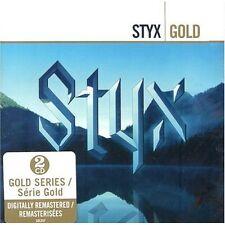 Styx - Gold [New CD] Rmst, Reissue