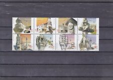 PORTUGAL SET  PILLORIES OF PORTUGAL (2001)  MNH
