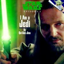 I am a Jedi by Qui-Gon Jinn Episode 1  Star Wars Complete with Stickers1999