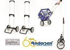 Andersen Alu Star Shopper Gestell Einkaufswagen Einkaufstrolley Einkaufsshopper