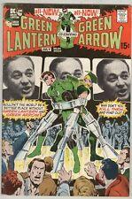 Green Lantern/Green Arrow #84 June 1971 VG Neal Adams Art
