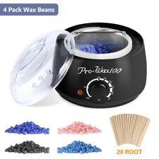 Wachsgerät,Wachswärmer,mit Deckel,Wachs,Wachs Erhitzer Haarentfernung, Wax Salon
