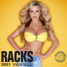 2021 Racks Wall Calendar 12 x 12