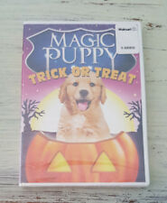 NEW Magic Puppy - Trick or Treat (2014) DVD Authentic US Release Factory Sealed
