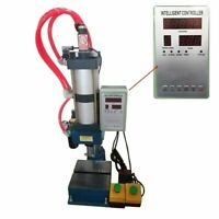 2205lbs/1000kg 110V Pneumatic Punch Press Machine Adjustable Cylinder