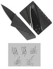 4x Kreditkartenmesser Credit Card Knife KARAMBIT Kereditkarte Mini Messer Neu