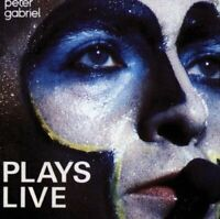 Peter Gabriel - Plays Live: Re-Mastered [CD]