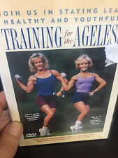 Training For The Ageless (DVD)------------* NEW *