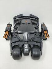 Mattel DC Comics Batman Dark Knight Rises Movie Batmobile Combat Assault Tumbler