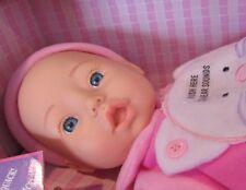 """Lil Precious 15"""" Playful Baby Doll Blue Eyes"""