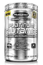 Muscletech PLATINUM 100% GLUTAMINE Amino Acid 5g 60 Servings