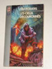 TIM POWERS-LES CIEUX DECOURONNES-J'AI LU-S-F N.4670-1998-IN LINGUA FRANCESE