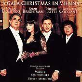 A Gala Christmas in Vienna (CD, 1998, Sony Music Distribution)