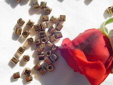 4mm Cube Toho  3-Bronze 14 grams #221