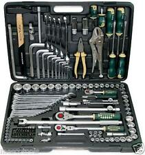 "FORCE MASTER TOOL KIT FORCE 142PC COMBINATION TOOL SET 1/2"" & 3/8"" & 1/4"" SD"