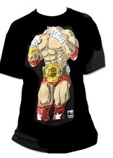 Become a Wrestler T-Shirt NEW XL Mens EXTRA LARGE WWE ROH NXT WWF NJPW Wrestling