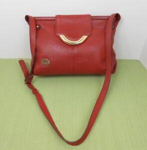 Ethel Ernest Facial Expressions Badges Womens Purse PU Leather Shoulder Tote Bag