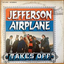 "Jefferson Airplane ""Takes Off"" LP"