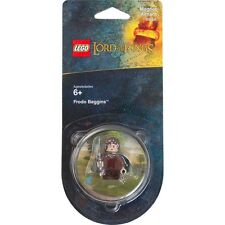 Lego Frodo Baggins Magnet Lord of the Rings 850681 NEW