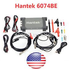 Hantek 6074BE PC Based Automotive Digital Diagnostic Oscilloscope 4Ch 70MHz 1GSa