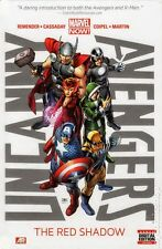 Uncanny Avengers Vol 1: Red Shadow by Remender & Coipel 2013, HC Marvel OOP
