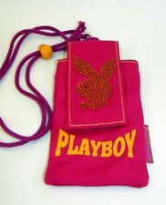 PLAYBOY Handytasche Lanyard purple f. iPhone