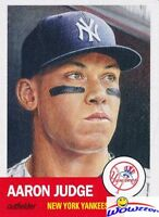 2018 Topps Living Set #1 AARON JUDGE MINT NY Yankees 1953 Style SOLD OUT