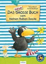 Der kleine Rabe Socke: Das neue große Buch vom kleinen Raben Socke – Jubiläums-R
