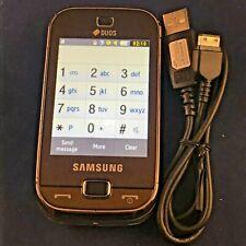 ORIGINAL Samsung B5722 Mobile Phone GSM Dual Sim Full Working Order!