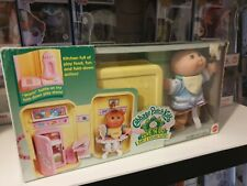 More details for retro cabbage patch kids love n go baby kitchen playset boxed 90s incomplete