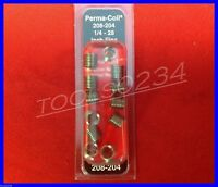 Perma Coil 208-206 SAE Fine Inserts 3//8-24 Package of 12 USA MADE Free Ship