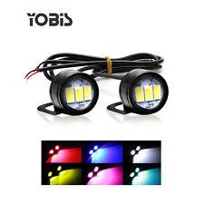 2x Eagle Eye LED Hawkeye Reverse Light DRL Turn Signal Lamp for Car Motorcycle