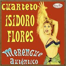ISIDORO FLORES Y SU CONJUNTO iLatina CD #203 / Merengue Cosa Linda , Pin Pon Pa