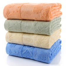 Retro cotton blanket pure cotton towel blankets throws traditional top bed sheet