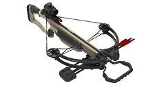 Barnett Recruit Terrain Crossbow, 330 FPS Package lube wax 20'' 2 Hunting Arrows