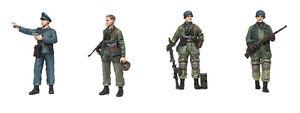 1/35 Overlord Fallschirmjäger Early War Set 01 35-0015-E Bundle Offer Set of 4